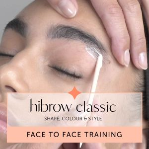 Hi Brow Classic Face to Face Training with Starter Kit