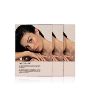 Lash Lift Salon Aftercare Leaflet