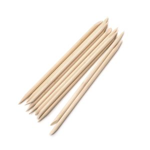 Orange Wood Sticks