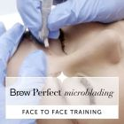 Brow Perfect Microblading Training with Kit