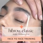 Hi Brow Classic Face to Face Training with kit
