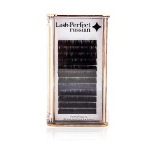Russian Lashes - CC Curl, Super Fine (0.05), 14mm