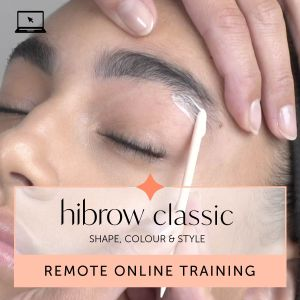 Hi Brow Classic Remote Online Training with Kit