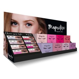 Magnetic Lashes Retail Pro Display (24 Magnetise Lashes)