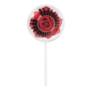 Lash Pop Strip Lashes Rose Red